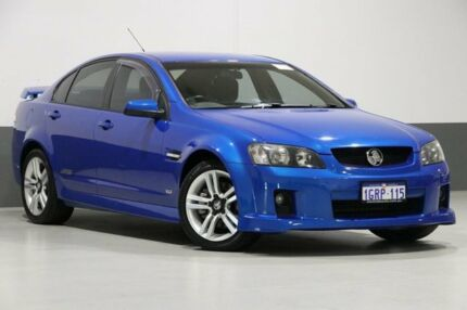 2009 Holden Commodore VE MY09.5 SS Blue 6 Speed Manual Sedan Bentley Canning Area Preview