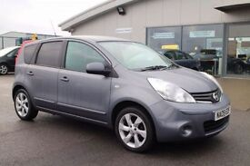 NISSAN NOTE 1.5 TEKNA DCI 5d 86 BHP - 360 SPIN ON WEBSITE (grey) 2009
