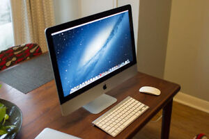 I am looking to buy an Apple iMac ASAP