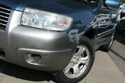 2007 Subaru Forester 79V MY07 X AWD Luxury Blue 4 Speed Automatic Wagon Brookvale Manly Area Preview