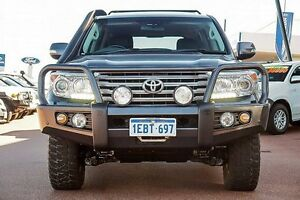 2013 Toyota Landcruiser VDJ200R MY12 VX Graphite 6 Speed Sports Automatic Wagon Wangara Wanneroo Area Preview