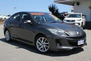 2013 Mazda 3 BL10L2 MY13 SP25 Activematic Grey 5 Speed Sports Automatic Hatchback Hillman Rockingham Area Preview