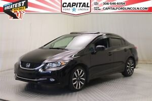 2014 Honda Civic Sedan Touring **New Arrival**