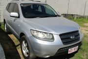 2007 Hyundai Santa Fe CM MY07 Elite Silver 5 Speed Sports Automatic Wagon Underwood Logan Area Preview