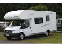 Chausson Flash 03 Motorhome 2010 only 9611 miles