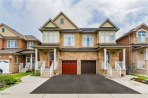 Well Maintained 3+1 Semi In Sought After Vales Of Castlemore!