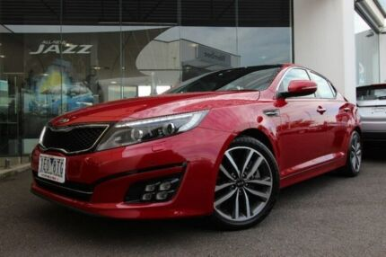 2015 Kia Optima TF MY15 Platinum Red 6 Speed Sports Automatic Sedan Hoppers Crossing Wyndham Area Preview
