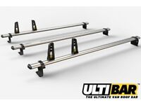 *Brand new*Transit custom Ultibar roof bars