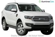 2017 Ford Everest UA MY18 Ambiente RWD Arctic White 6 Speed Sports Automatic Wagon Mindarie Wanneroo Area Preview