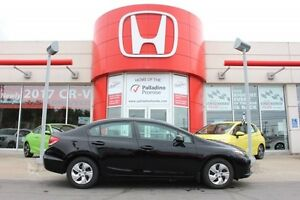 2013 Honda Civic Sdn LX - PERFECT FIRST CAR -