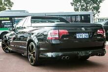 2008 Holden Special Vehicles Maloo E Series R8 Black 6 Speed Manual Utility Cannington Canning Area Preview