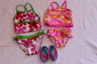 Bathing suits - 0-3 months