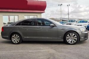 2011 Holden Caprice WM II V Grey 6 Speed Sports Automatic Sedan