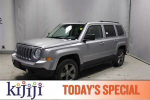2015 Jeep Patriot 4WD HIGH ALTITUDE Leather,  Heated Seats,  A/C
