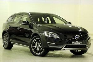2015 Volvo V60 F MY16 D4 Luxury Cross Country Onyx Black 6 Speed Automatic Wagon Dee Why Manly Area Preview