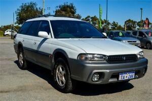 1997 Subaru Outback White 5 Speed Manual Wagon Rockingham Rockingham Area Preview