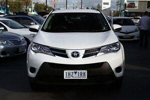 2013 Toyota RAV4 White Constant Variable Wagon Frankston Frankston Area Preview