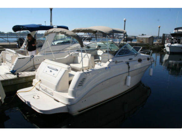 Used 2003 Sea Ray Boats 240 Sundancer