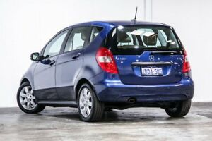 2008 Mercedes-Benz A180 CDI W169 MY09 Classic Blue 7 Speed Constant Variable Hatchback