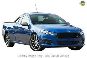 2016 Ford Falcon FG X XR6 Ute Super Cab Turbo Aero Blue 6 Speed Sports Automatic Utility Mornington Mornington Peninsula Preview