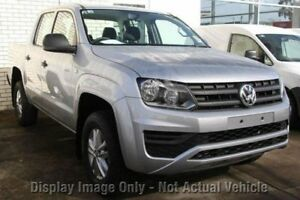 2018 Volkswagen Amarok 2H MY18 TDI420 4MOTION Perm Core Silver 8 Speed Automatic Utility