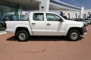 2012 Volkswagen Amarok 2H MY12.5 TDI420 4Motion Perm White 8 Speed Automatic Utility Osborne Park Stirling Area Preview