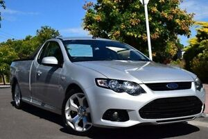 2012 Ford Falcon FG MkII XR6 Ute Super Cab Silver 6 Speed Sports Automatic Utility St Marys Mitcham Area Preview