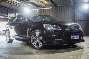 2014 Holden Commodore VF MY14 SS Black 6 Speed Manual Sedan Wangara Wanneroo Area Preview