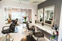 RENT SPACE AT A BUSY & ESTABLISHED SALON