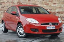 2008 Fiat Ritmo Emotion Red 6 Speed Manual Hatchback North Melbourne Melbourne City Preview