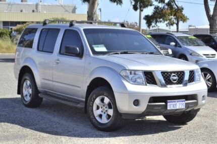 2008 Nissan Pathfinder R51 MY08 ST Silver 6 Speed Manual Wagon Wangara Wanneroo Area Preview