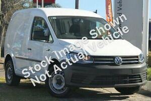 2019 Volkswagen Caddy 2KN MY19 TDI250 SWB DSG Candy White 6 Speed Sports Automatic Dual Clutch Van
