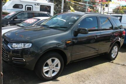 2013 Ford Territory SZ TS (RWD) Charcoal 6 Speed Automatic Wagon Briar Hill Banyule Area Preview