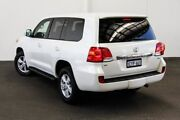 2013 Toyota Landcruiser VDJ200R MY13 VX Crystal Pearl 6 Speed Sports Automatic Wagon Myaree Melville Area Preview