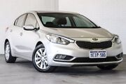 2013 Kia Cerato YD MY13 SI Silver 6 Speed Sports Automatic Sedan Bellevue Swan Area Preview