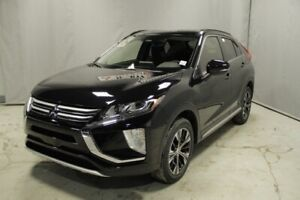 2019 Mitsubishi Eclipse Cross SE AWD BLACK-PAINTED ALLOY WHEELS,