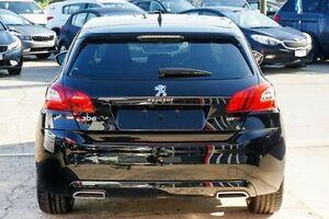 2015 Peugeot 308 T9 GT Black 6 Speed Sports Automatic Hatchback Lake Wendouree Ballarat City Preview