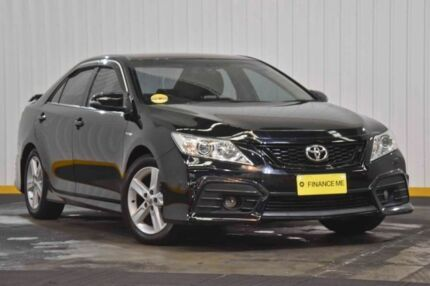 2014 Toyota Aurion GSV50R Sportivo ZR6 Black 6 Speed Sports Automatic Sedan Hendra Brisbane North East Preview