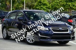 2015 Subaru Impreza G4 MY16 2.0i Lineartronic AWD Blue 6 Speed Constant Variable Hatchback Morley Bayswater Area Preview