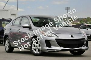 2013 Mazda 3 BL10F2 MY13 Neo Activematic Silver 5 Speed Sports Automatic Sedan Glendale Lake Macquarie Area Preview