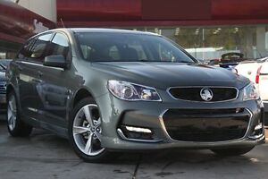 2016 Holden Commodore VF II MY16 SV6 Sportwagon Grey 6 Speed Sports Automatic Wagon Waitara Hornsby Area Preview