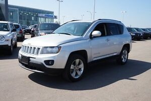 2014 Jeep Compass 4X4 NORTH EDITION Heated Seats,  A/C,