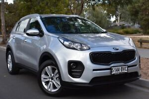 2016 Kia Sportage QL MY17 Si 2WD Silver 6 Speed Sports Automatic Wagon St Marys Mitcham Area Preview