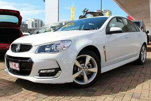 2016 Holden Commodore VF II MY16 SV6 White 6 Speed Sports Automatic Sedan Parramatta Park Cairns City Preview