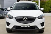 2015 Mazda CX-5 KE1032 Grand Touring SKYACTIV-Drive AWD White 6 Speed Sports Automatic Wagon Gosford Gosford Area Preview