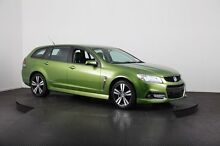 2015 Holden Commodore VF MY15 SV6 Storm Green 6 Speed Automatic Sportswagon Mulgrave Hawkesbury Area Preview