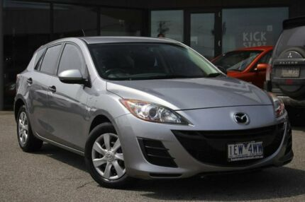 2011 Mazda 3 BL10F1 MY10 Neo Activematic Grey 5 Speed Sports Automatic Hatchback