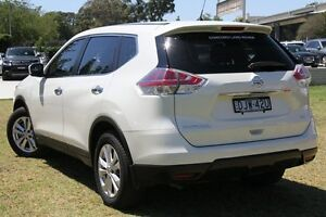 2015 Nissan X-Trail T32 ST 7 Seat (FWD) White Continuous Variable Wagon Petersham Marrickville Area Preview