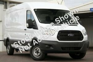 2014 Ford Transit VO 350L Mid Roof LWB White 6 Speed Manual Van Kilmore Mitchell Area Preview