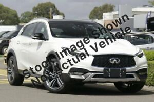 2018 Infiniti QX30 H15 Sport D-CT AWD Blade Siliver 7 Speed Sports Automatic Dual Clutch Wagon Doncaster Manningham Area Preview